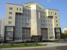 Administrative building of Pension fund, Barnaul