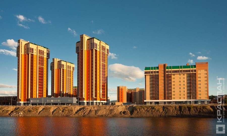 красноярск южный берег. фото